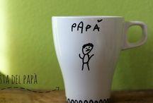 Festa del papà / Lavoretti e idee