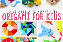 Toddler craft / Ideas and inspiration for keeping 2-5 year olds busy with creative activities