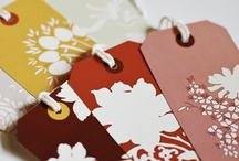 Wrap, Ribbon, Tags & Bags / by Jessica Dum Wedding Coordination
