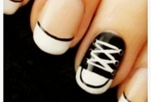 Nail art <3 / They can be a work of art too
