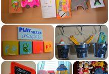 Kid Spaces & Toys