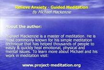 Guided Meditations / Here is a selection of FREE guided meditations from Project-Meditation