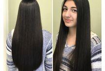 Keratin - Fios - Brazilian - Hair Straightening