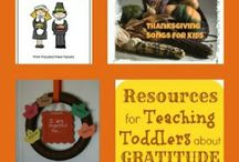 THANKSGIVING / Thanksgiving DIY, Crafts, and Activities for kids