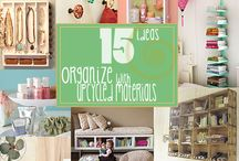 Organizey / by Athena Richards