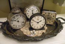 clocks  / by Leonie Lewis