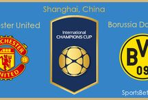 International Champions Cup 2016 / Football-Soccer
