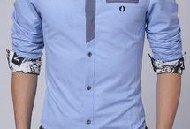 Camisa casual elegante