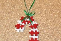 Christmas Tree Ornaments / Find many tutorials you can use to make wonderful Christmas tree ornaments. / by Sherri Osborn {Family Crafts}