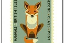 foxes / by Silke Weber [ tillabox ]