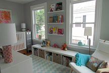 Home: Nursery Chic