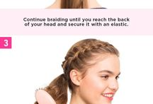 Hairstyles....