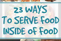 Food Recipes - Unique Ways To Bake & Serve