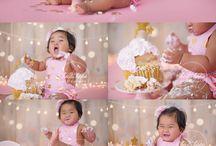 Smash Cake Zoé