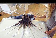 Hair Art Love The Job