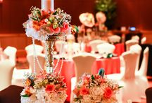 Tables & Centerpieces / Different tables and centerpieces for weddings and sweets 16's. By RJ Glamour & Innovation