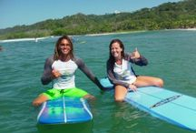 Surf Lessons in Costa Rica / Surf camps and lessons in Costa Rica from beginners to advance surfers.
