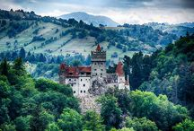 Castillos de Europa (y alguno más) / Fortalezas, palacios y castillos que te darán ganas de salir volando.
