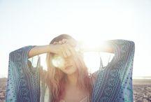 hippie/bohemian spirit / by Ashley Warner