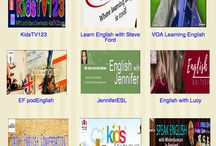 you tube channels learning english