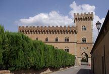 citta' d'arte - Toscana -Tuscany - city art  / BAUTIFUL CITY IN TUSCANY