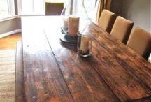 Farmhouse Tables!  / by Girl in Air
