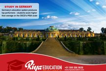 STUDY ABROAD IN GERMANY CONSULTANTS IN KANNUR, INDIA - RIYA EDUCATION / Germany is one of the most attractive locations for students worldwide. Students who wish to study in Germany get in touch with Riya Education. #studyinGermany #whystudyinGermany #Germany #educationinGermany #abroadeducationinGermany #education #educationconsultant