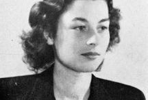 WW2 Sheroes / Women's History, Second World War women, WW2 women, SOE, WAAF, WRNS, ATS, Factory workers second world war