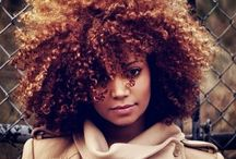 Natural Hair... Dont' Care / by Miya Woods