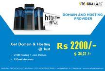 Doamin and Hosting Provider
