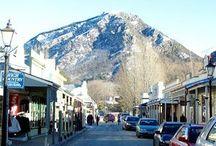 Arrow town ski trip