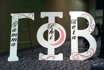 Gamma Phi Beta Love / I'll have Gamma Phi Beta in my h-e-a-r-t till the day i die. / by Leslie Low