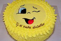 torty / inšpirovali ma najlepšie slovenské torty