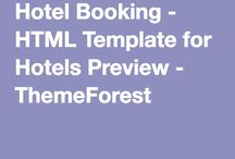 Themes :: Tourism / Hotels