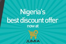 Jumia Promotion / Amazing discounts available now at Jumia stores.