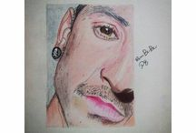 Drawing Chester Bennington