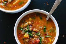 Soups / Delicious and simple soup recipes.