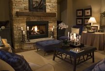 Fireplaces / by Shawn Rubel