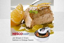 Cooking With Nesco