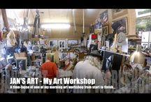 Jan's Art Videos
