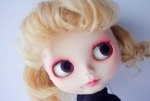 "My Custom Blythe Doll ""Mico"" / by Naoko Yoshioka"