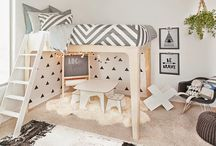 Girly Baby Room