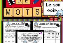 Activities for French language