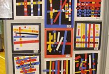 Piet Mondrian for Kids