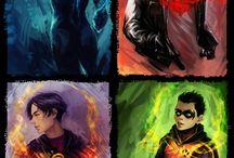 Batman&Family