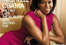 Our BEaUTiful First Lady Michelle Obama / by sistagirl2u !