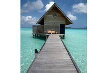 Dream place for vacation / Vacation, summer, beach, must go