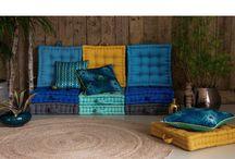 sillones y almohadones