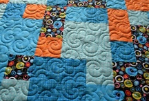 Quilting Ideas / Ideas and Inspirations for finishing all those quilt tops! / by Charlotte H