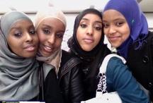 vakre hijabis